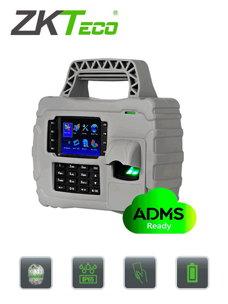 ZKTECO S922ID3G - Control de Asistencia / 5000 Huellas / Tarjetas  ID / TCPIP /  IP65 / 4 Horas de Respaldo / #Sincontacto