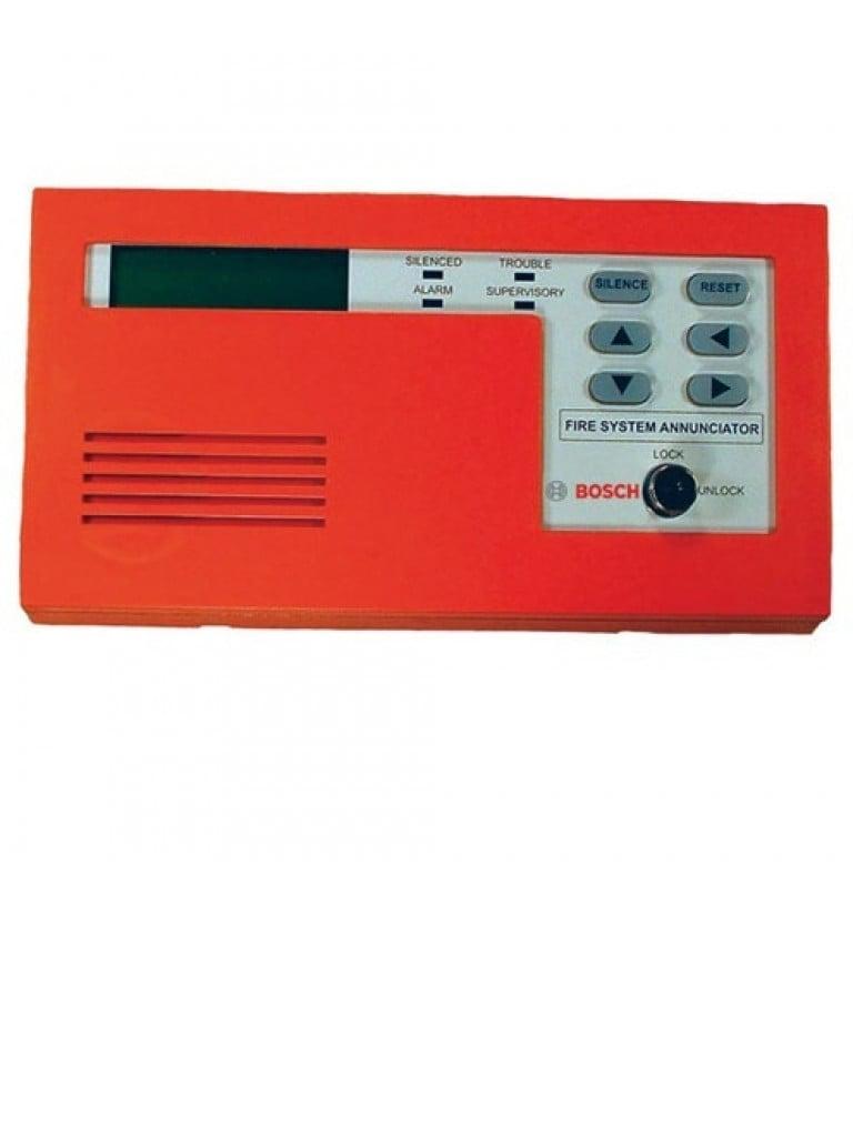 BOSCH F_FMR7036- TECLADO ANUNCIADOR LCD COMPATIBLE CON PANEL FPD 7024