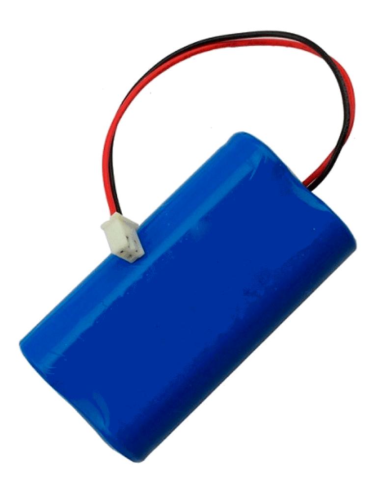 ZKTECO 8HBB - Batería de Respaldo hasta 8 horas para Arco Detector de Metal / Compatible con Modelos D2180S y D3180S / 11.4V / 10000MAH