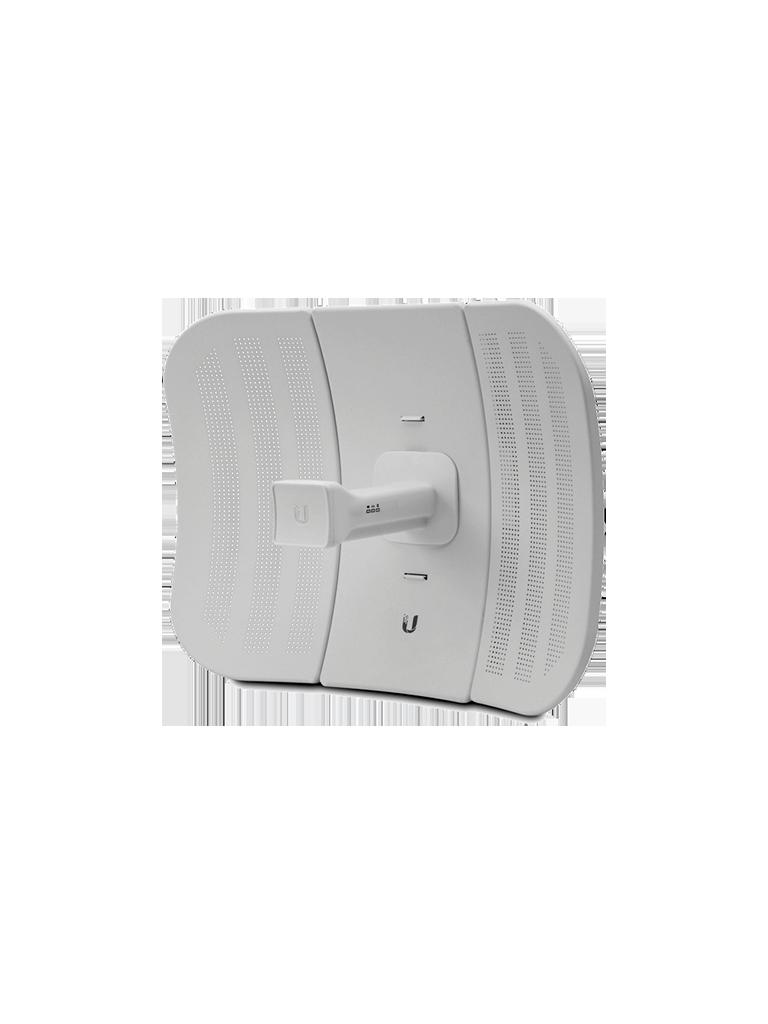 UBIQUITI LITEBEAM LBEM523 - Radio con antena integrada Airmax 5.8GHz / Exterior / SISO / Antena 23 dBi / 25 dBm / Rendimiento hasta 100 Mbps