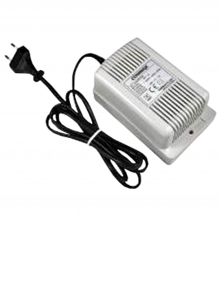 COMMAX RF2A - Fuente de alimentacion 24V DC 1A / Para distribuidores de piso y edificio de la linea MODUM y AUDIOGATE