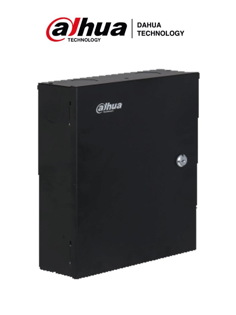DAHUA ASC1208C-S - Control de acceso TCP/IP /8 puertas 8 lectoras vía Wiegand o RS485 / 100,000 Tarjetas / 150,000 Eventos / Admite biométricos DAHUA / Soporta batería de respaldo/ #LoNuevo