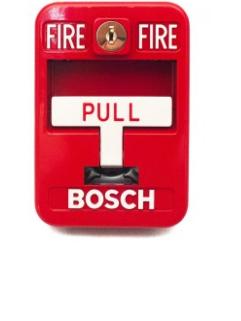 BOSCH F_FMM100SATK - Estacion manual convencional color rojo