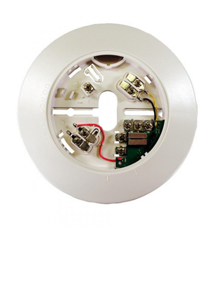 BOSCH F_F220B6R - Base de cuatro cables cables / Compatible con detector convencional BOSCH