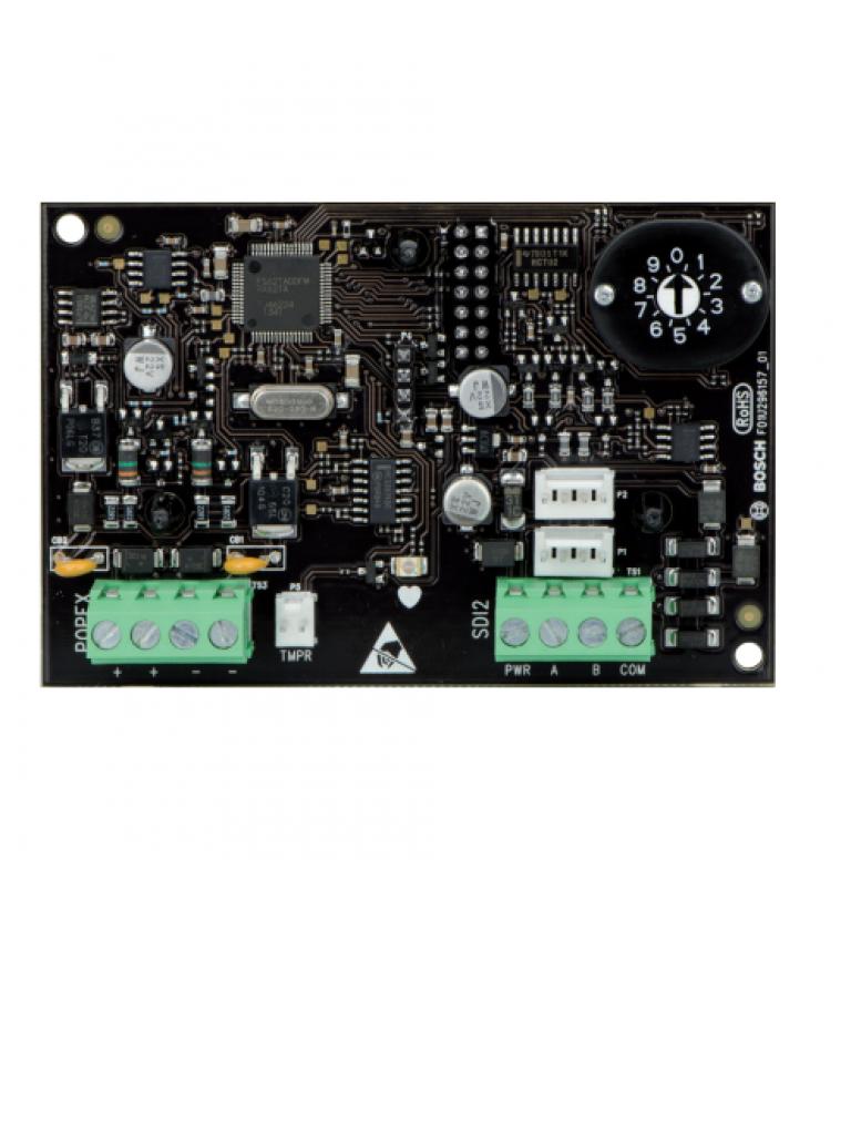 BOSCH I_B299 - Modulo POPEX conexion SDI2 / Compatible con panel serie b y g / Hasta 100 puntos