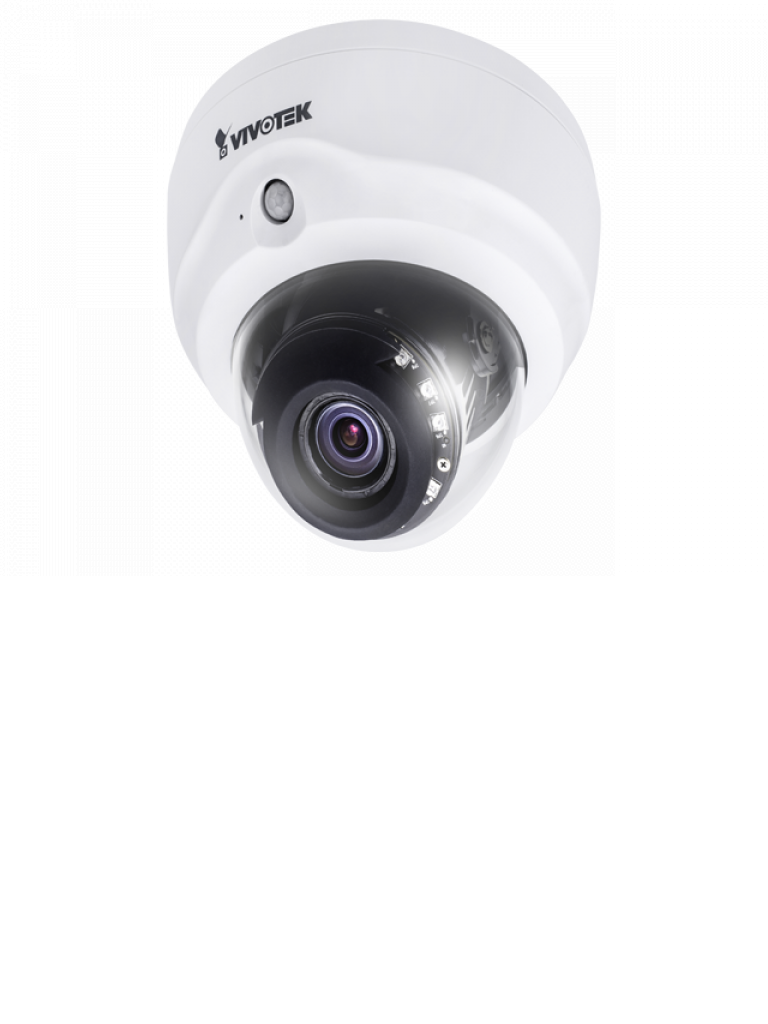VIVOTEK FD9171HT - Camara IP domo interior 3  MP /Lente Varifocal 3~9mm / WDR Pro /  PoE / Smart ir 30  Mts / Audio / Smart stream ii / Enfoque Remoto