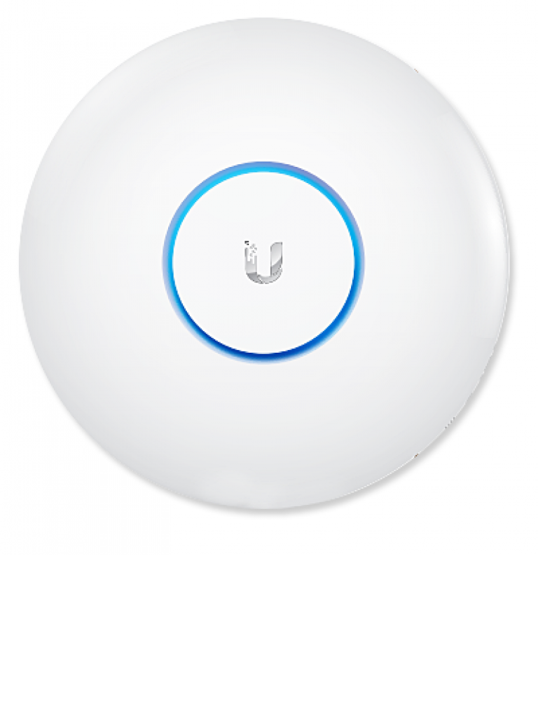 UBIQUITI UAPACPRO - Access Point Inalámbrico UniFi AC / Doble Banda 802.11ac / Interior / MIMO 3x3 / 22 dBm / Hasta 1750 Mbps / Incluye Inyector PoE
