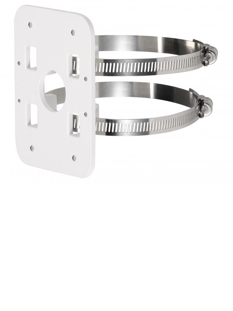 DAHUA PFA152 - Montaje para poste compatible con montajes PFA121 / PFA122 / PFA123
