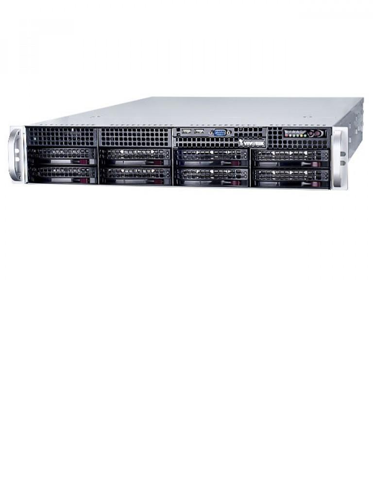 VIVOTEK NR9681 - NVR 64 CANALES/ HASTA 8 HDD/SALIDA HDMI/H265/ONVIF/DUAL LAN/ENERGIA REDUNDANTE