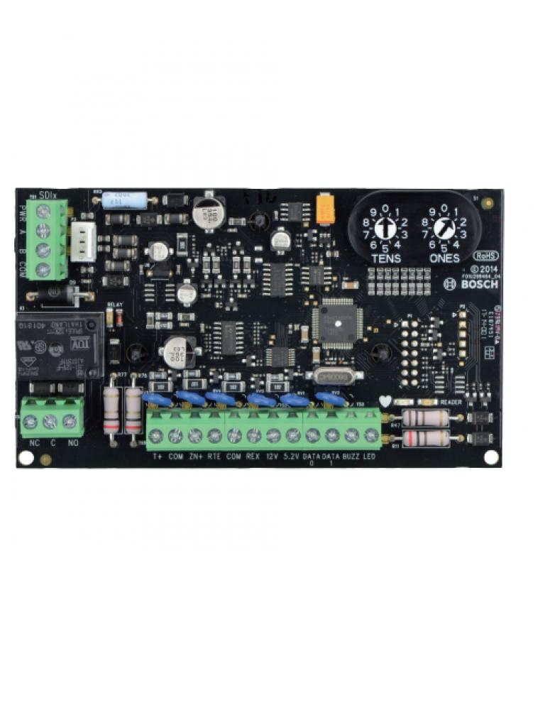 BOSCH I_B901 - Modulo de control de acceso compatible con panel B8512G y B9512G / PEMITE Integrar lectoras a panel de INTR