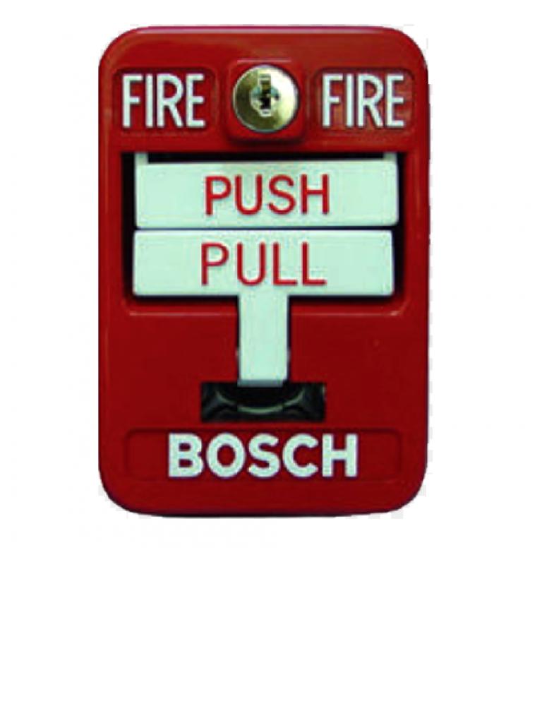 BOSCH F_FMM325AD - Estacion manual doble accion / Compatible con panel FPA1000