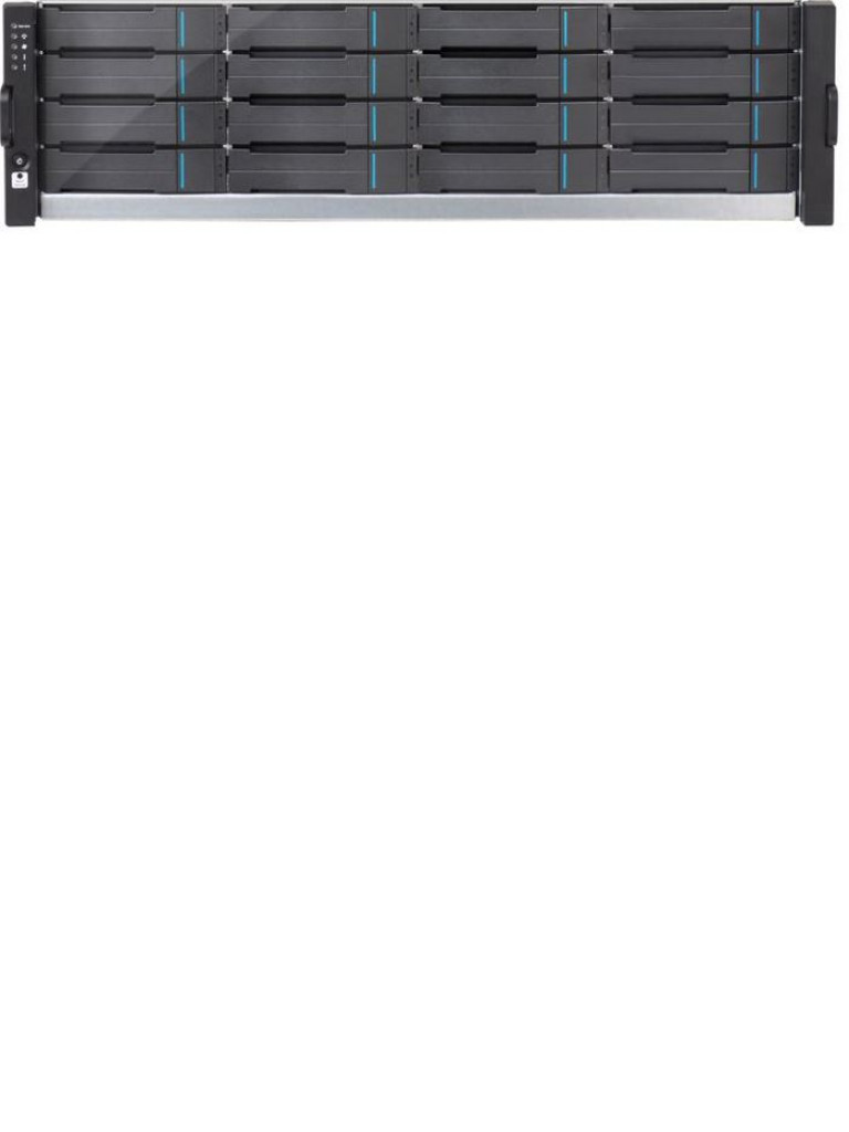 SURVEON NVR7816A2 - Servidor NVR para videovigilancia / 16 Bahias / Hasta 150 ch / INTEL XEON E3 / So WIN 7 / 8GB RAM / RACKEABLE / Doble fuente de energia