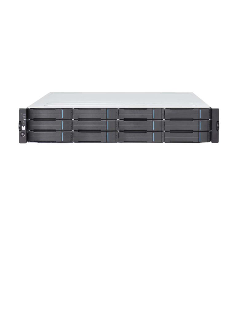 SURVEON NVR7812A2 - Servidor NVR para videovigilancia / 12 Bahias / Hasta 150 ch no incluidos / INTEL XEON E3 / So WIN 7 / 8GB RAM / RACKEABLE / Doble fuente d