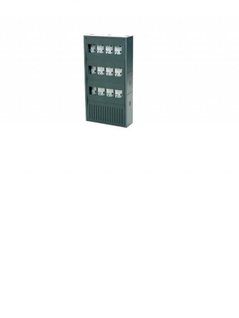 BOSCH F_HBE0012A - Cabina de central modular para 12 modulos / Compatible con FPA5000