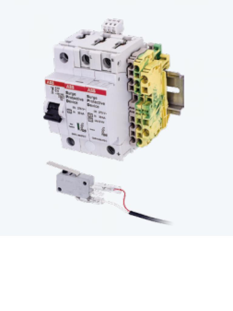 VIVOTEK ATSWH000- PROTECTORES DE ENERGIA/COMPATIBLES/ATCAS001/ATCAB001