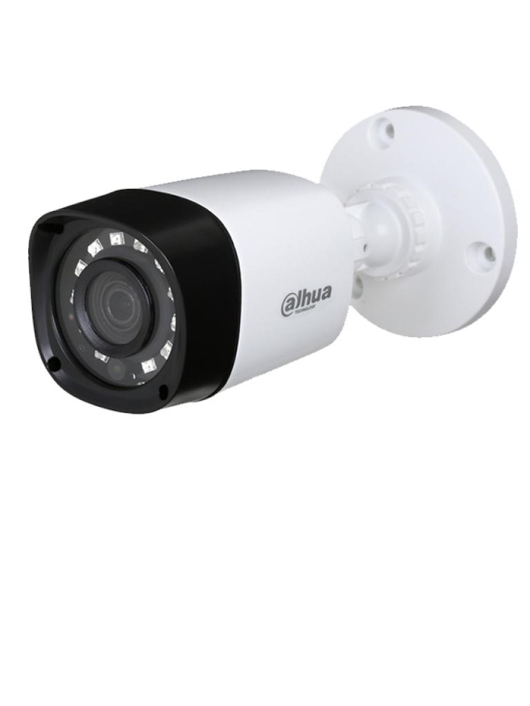 DAHUA HFAW1000R28S3 - Camara bullet  HDCVI  720p / TVI / A HD / CVBS / Lente 2.8 mm / 0.05 Lux color / DWDR / Smart ir 20  Mts / IP67
