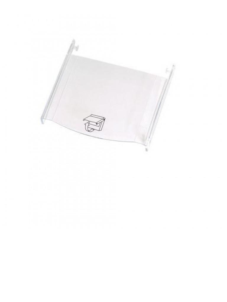 BOSCH F_FMCFLAPRW - Solapa con bisagras para estacion manual familia FMC420RW