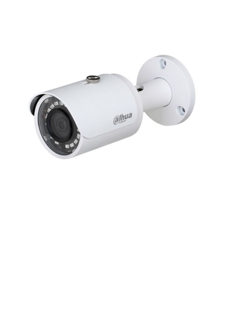 DAHUA IPCHFW4431S36 - Camara IP bullet 4 megapixeles H265 / WDR Real 120 dB / HLC / IVS / Lente 3.6 mm / Ir 30  Mts /  PoE / IP67/