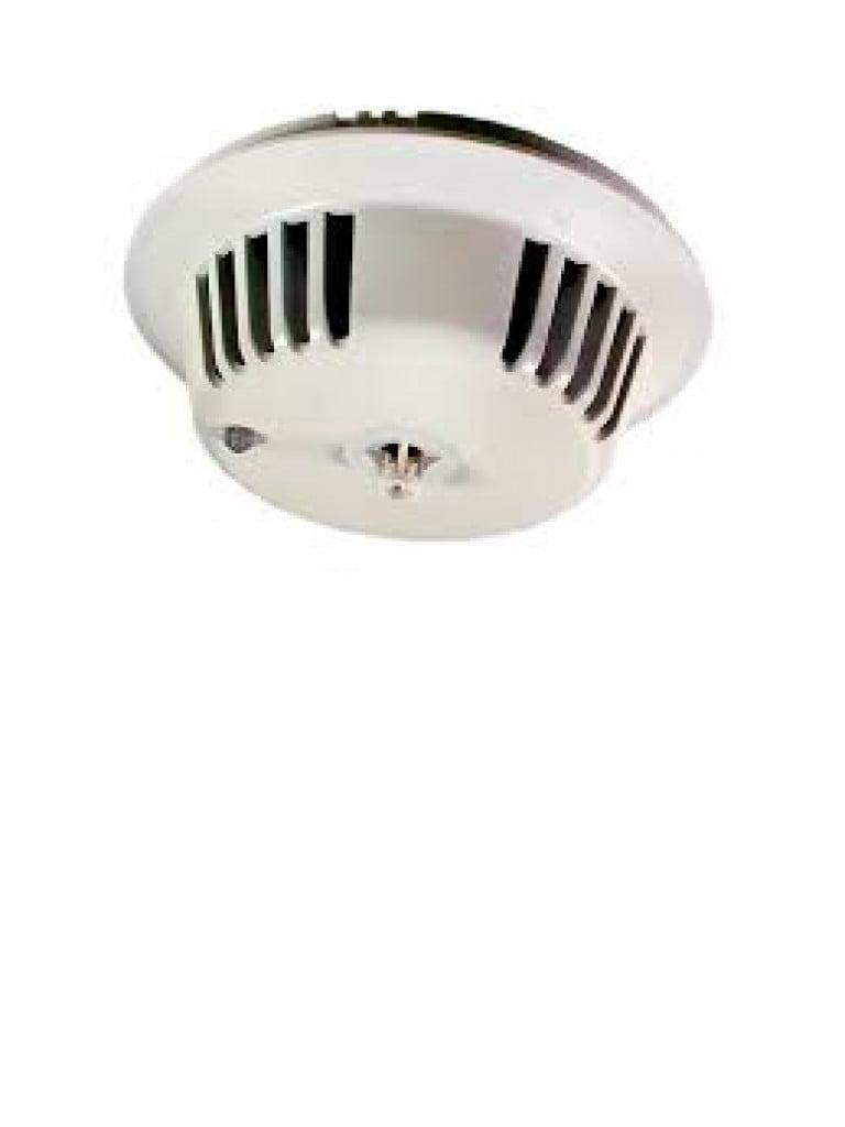 BOSCH F_F220135F - Detector de calor se activa a mas de 57C / Convencional / Dual color  LED / Sin base