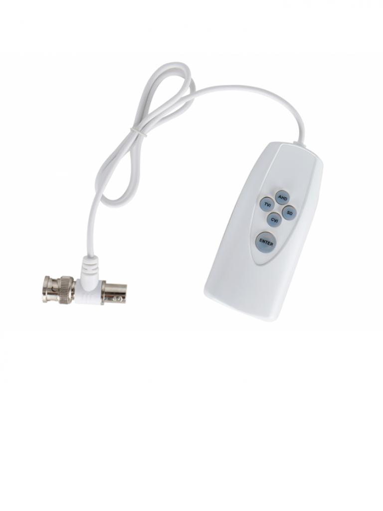 DAHUA PFM820 - Control para cambiar de tecnologia en camaras DAHUA  HDCVI serie S3 /  HDCVI /  HDTVI / A HD / CVBS