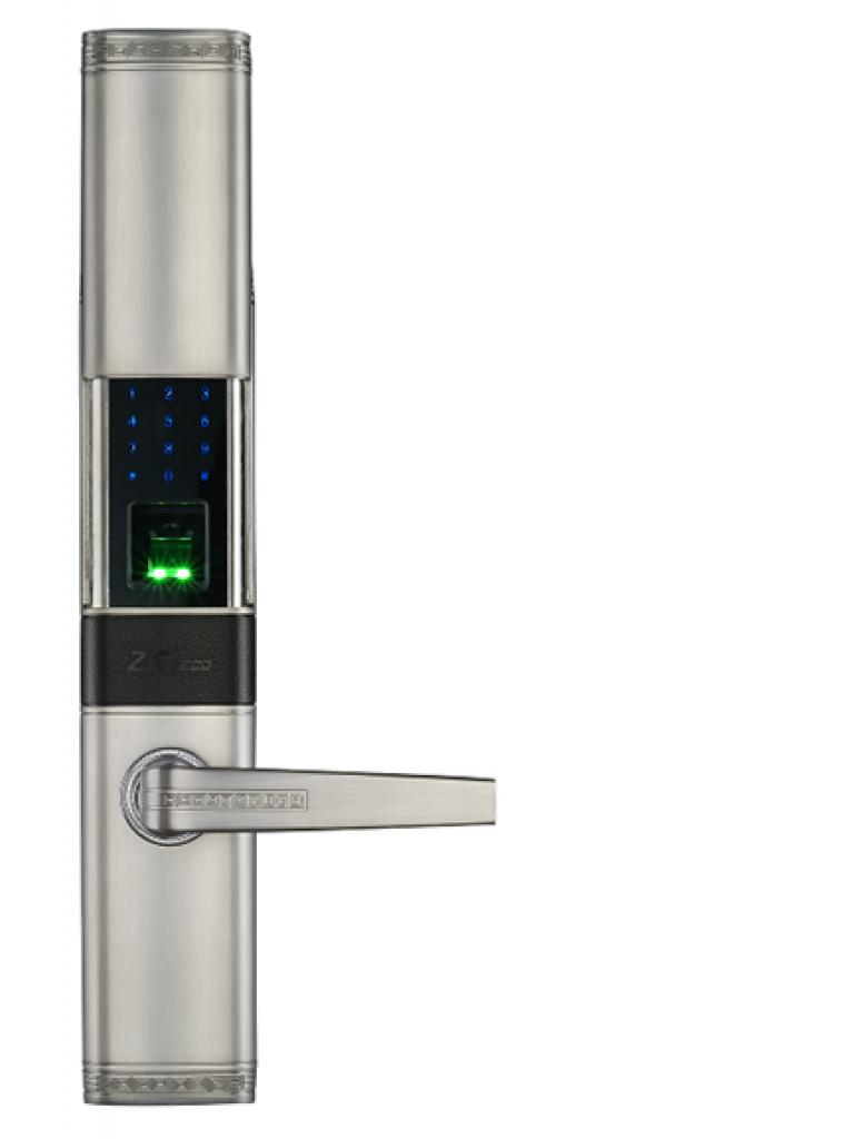 ZKTECO TL200ID - Cerradura Biometrica Standalone / 100 Tarjetas  ID / 100 Huellas / Con un Pestillo y Dos Cerrojos de Seguridad / Izquierda y Derecha