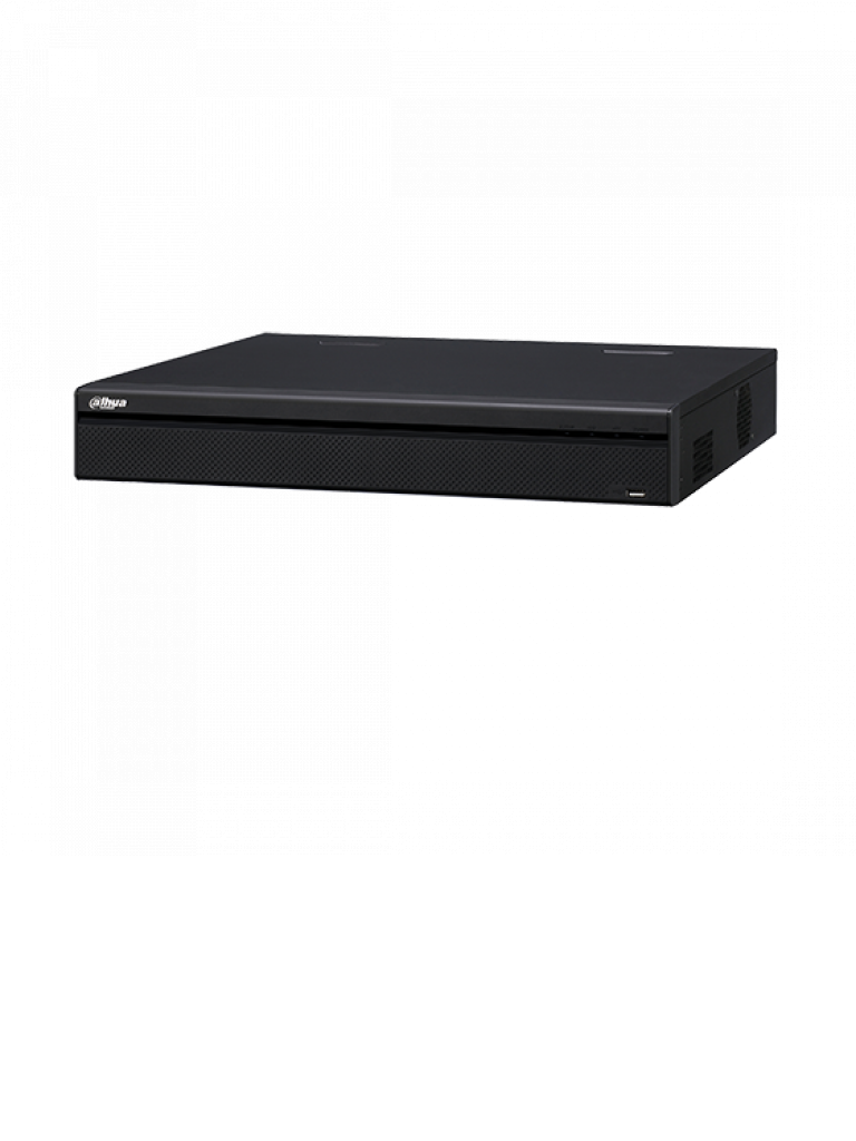 DAHUA XVR5432L- DVR 32 CANALES HDCVI PENTAHIBRIDO 1080P/720P/H264+/4 INTERFAZ SATA/RENDIMIENTO IP 128MBPS/E&S  ALARMA