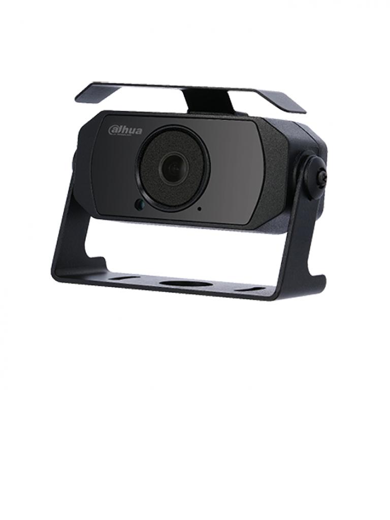 DAHUA HMAW3100 - Camara especial  HDCVI para DVR movil  720p / Lente 2.8 mm / Angulo de vision 92 grados / Audio / IP67 / Ir 20  Mts / A prueba de choques