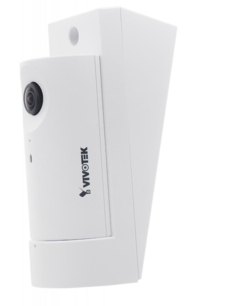 VIVOTEK CC8160 - Camara IP para interior / 2 Megapixel / Vision 180 grados / H.264 /  PoE / Audio / Smart stream ii / WDR