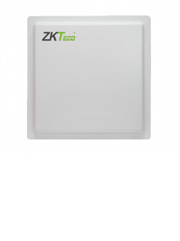 ZKTECO UHF5F - Lector de Tarjetas UHF / Encriptada / Lectura de 1 a 5  Mts / Compatible con ZTA151005 y ZTA151004 / Requiere Fuente TVN083023