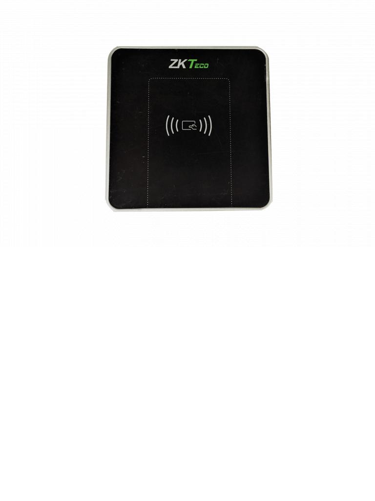 ZKTECO UR10RWF - Enrolador  USB de Tarjetas UHF 902 a 928  Mhz / Para Alta de Tarjetas en Software ZKTECO