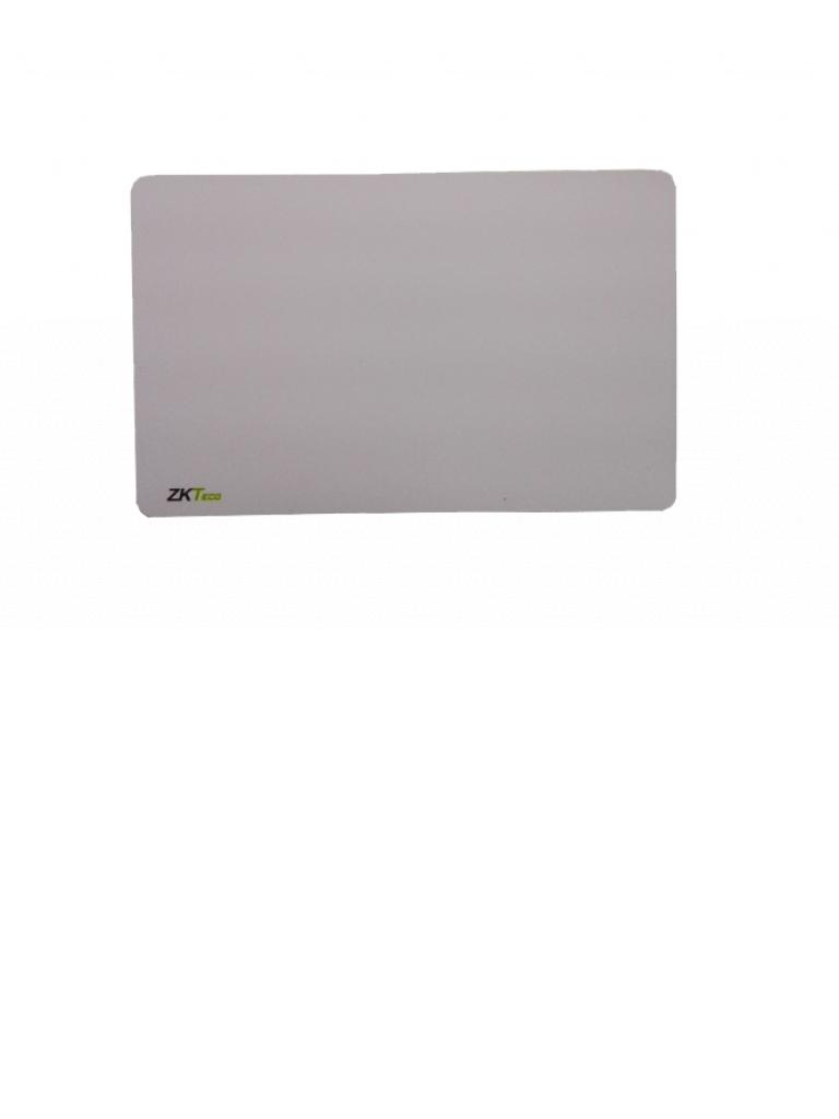 ZKTECO UHF1T1 - TAG de PVC UHF Pasivo con Encriptación /  Frecuencia 915 Mhz / Grosor de 0.88 mm / Compatible con Lectoras Modelos UHF5F y UHF10F