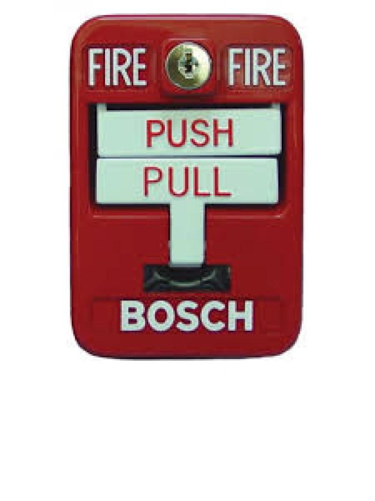BOSCH F_FMM462D - Estacion manual de doble accion / Certificacion UL / Resistente a la corrosion