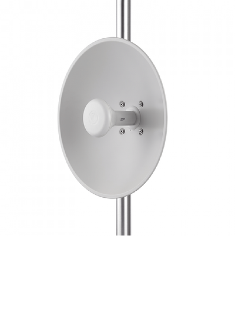 CAMBIUM ePMP FORCE200- Radio con Antena Integrada/ 5.8GHz/ Exterior/ MIMO 2x2/ Antena 25 dBi/ 30 dBm/ Gigabit Ethernet/ Hasta 200 Mbps/ C050900C161A