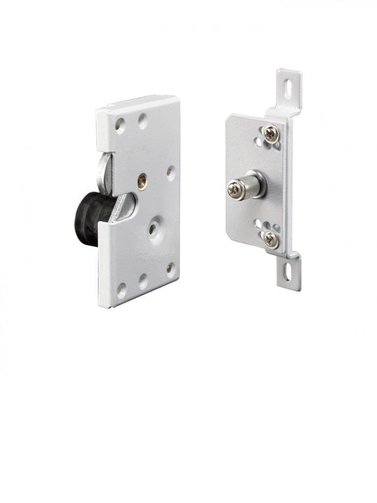 YLI YEH210 - Cerradura electrica de gancho / Para puerta corrediza o ventanas sobre riel