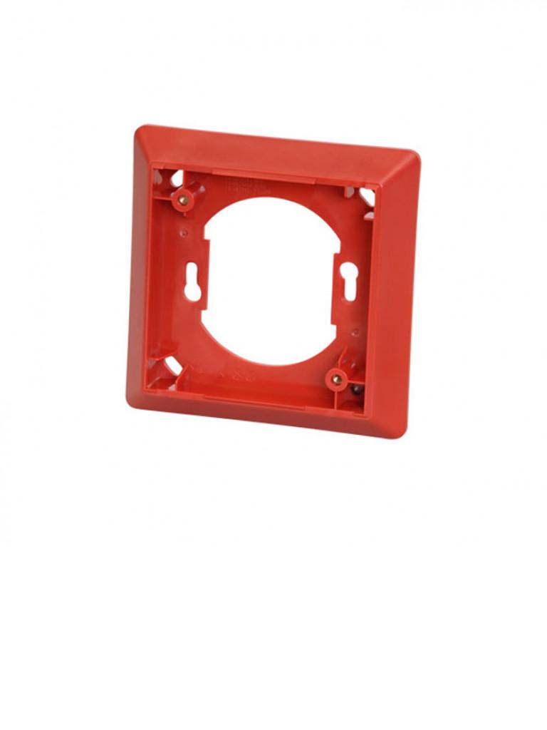 BOSCH F_FMCBEZELRD - Marco color rojo para las estaciones manuales familia 420 / 4 Piezas