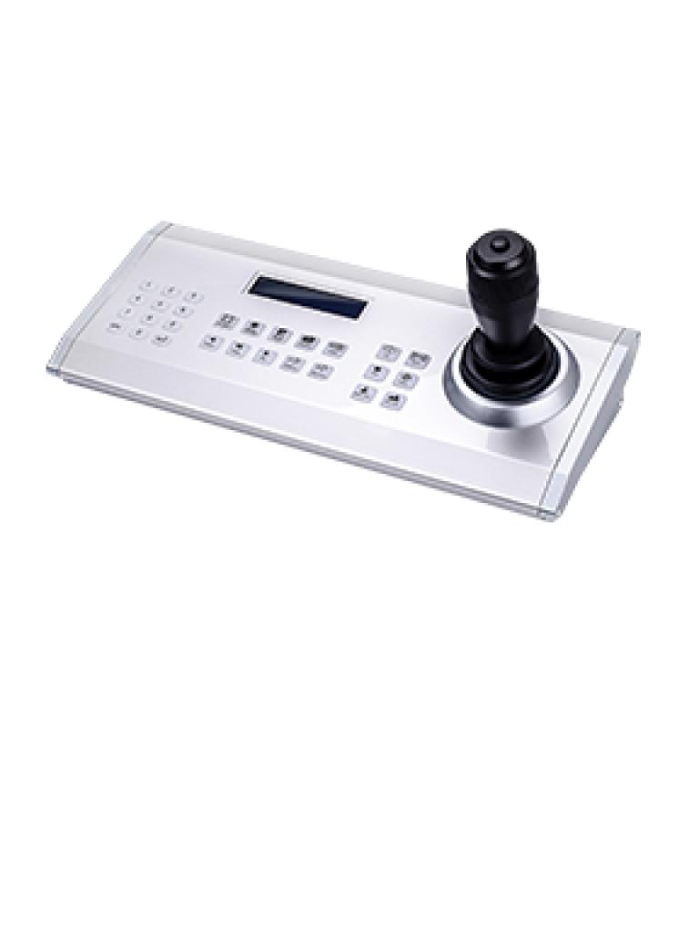VIVOTEK AJ002 - JOYSTICK Para camaras IP PTZ VIVOTEK / INTE RFACE  USB / 28 Botones flexibles / Compatible con software VAST / Adaptador de alimentacion 120VCA a