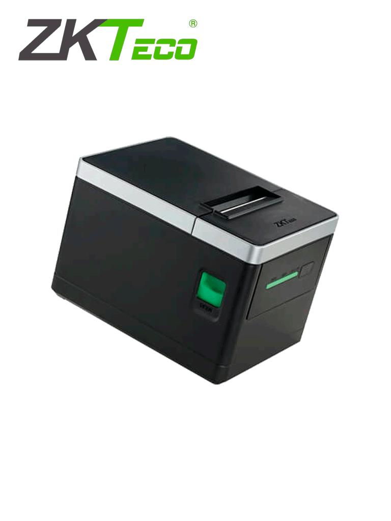 ZKTECO ZKP8008 - Impresora Térmica para Terminal Punto de Venta o Control de Asistencia /  USB / 80 mm /  RS232