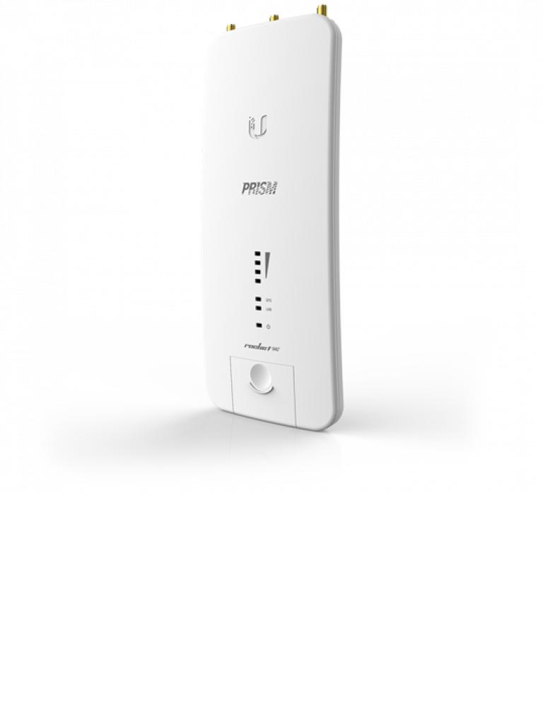 UBIQUITI RP5ACGEN2 - ROCKET Access point AIRMAX AC PRISM GEN2 5GHZ / Exterior / Mimo / 27 dBM / Rendimiento hasta 500 Mbps