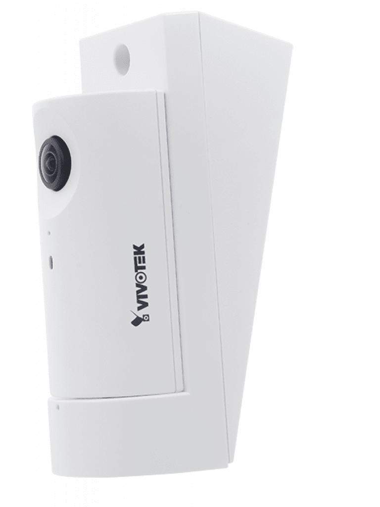 VIVOTEK CC8160 - Cámara IP para interior / 2 Megapixel / Visión 180 grados / H.264 /  PoE / Audio / Smart stream ii / WDR/ #HotSale