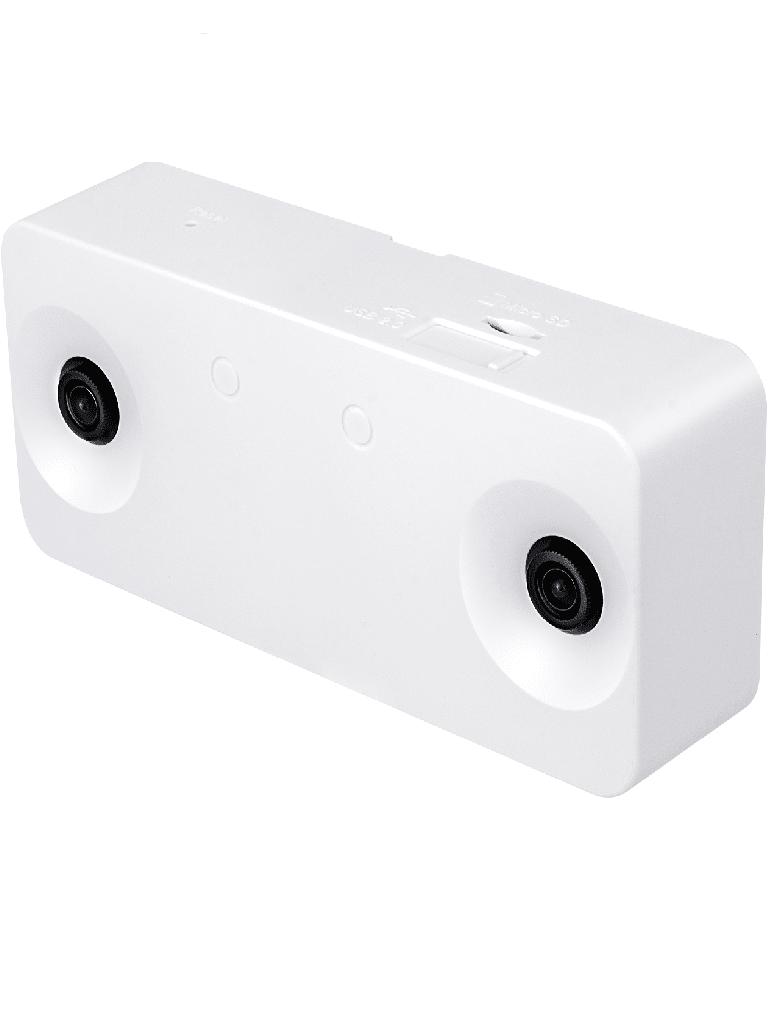 VIVOTEK SC8131 - Camara IP 2 MP / Conteo de personas / Tecnologia 3D / Alta precision /  PoE/ CONTROL DE AFORO EN ESTABLECIMIENTOS