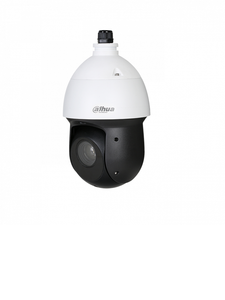 DAHUA SD49225THN - Camara IP PTZ de 2 MP / Zoom 25X optico / H265+ / STARLIGHT 0.005 Lux color / Ir 100M / HLC / IP66 / WDR Real /  PoE+ / IVS/ #NuevoPrecio