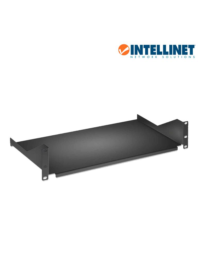 "INTELLINET 710916 - Charola Rack 19""/ 2U / 40cm / Solida / 25kg"