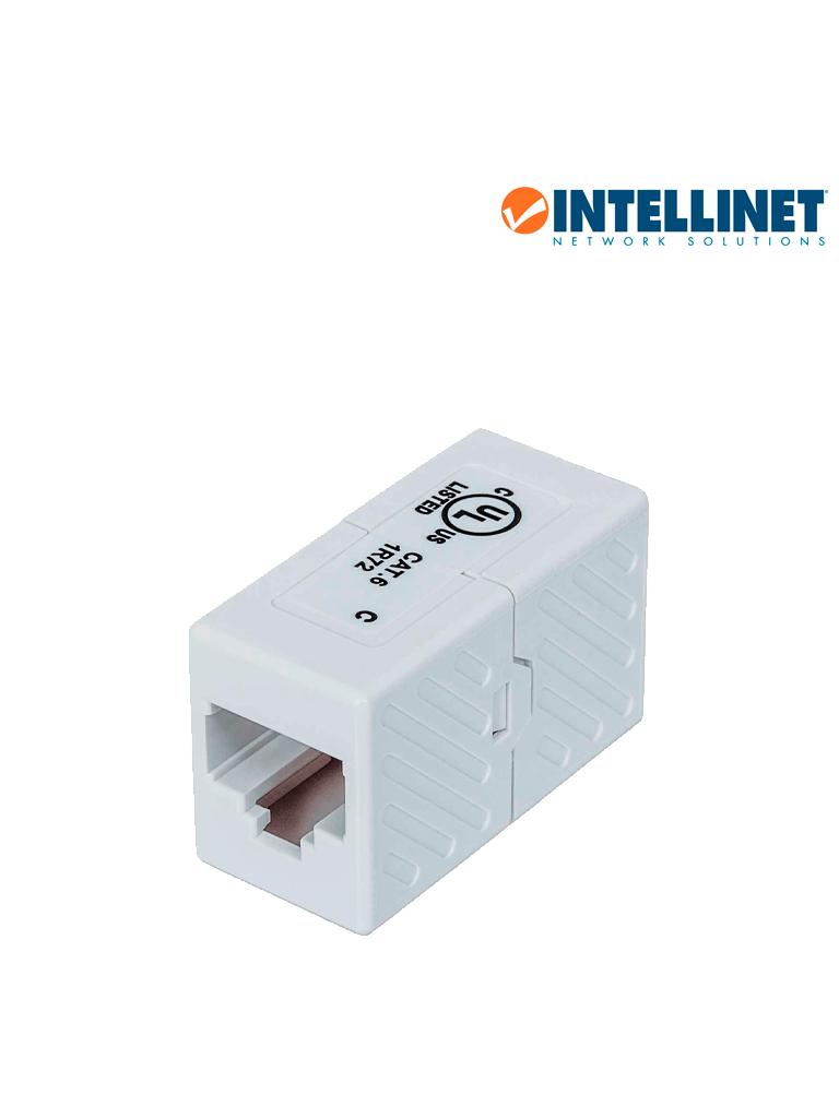 INTELLINET 504751 - Cople CAT 6 / Modular / Blanco
