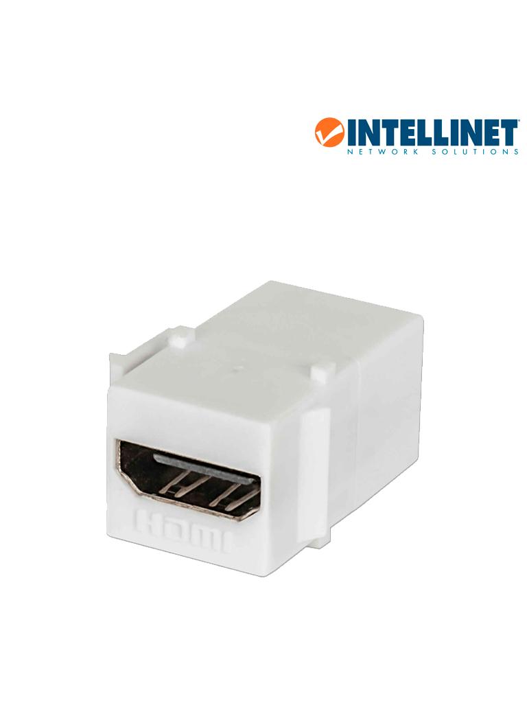 INTELLINET 771351 - Cople HDMI / Keystone / Blanco