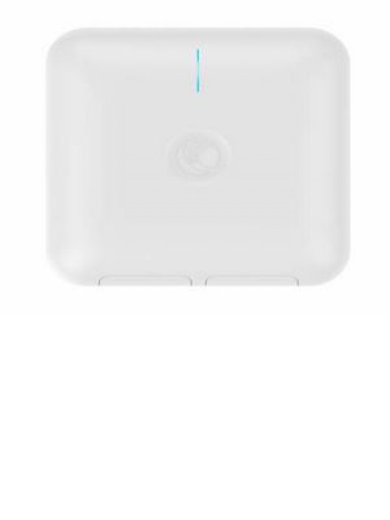 CAMBIUM CNPILOT E600- Access Point Interior/ Dual band 2.4 y 5 GHz/ 802.11ac Wave 2/ MU MIMO 4x4/ 4dBi/ 22dBm/ 1300 Mbps/ Puerto GE
