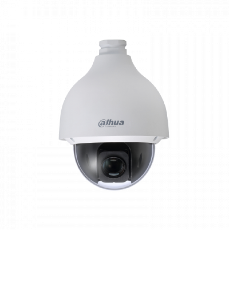 DAHUA SD50225IHCS3 - Camara PTZ STARLIGHT de 2 MP  HDCVI / 25X Zoom optico / WDR Real 120 dB / 0.005 Lux color / IP67 / IK10 Antivandalico / 360 Grados continuos