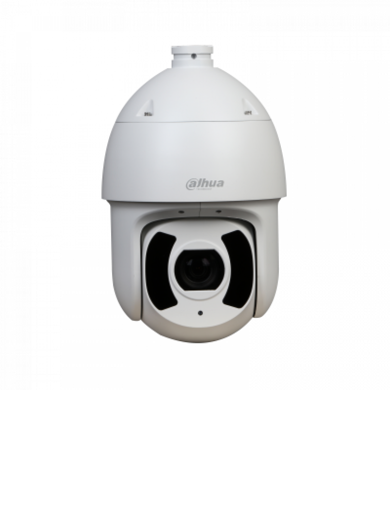 DAHUA SD6CE230UHNI - Camara IP PTZ STARLIGHT 30X / 2 Megapixeles / H265+ / AUTOTRACKING / WDR Real 120 dB / Luz ir 200  Mts / IP67 / IK10 / Funciones IVS /  PoE +