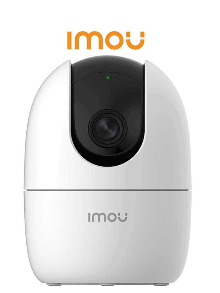 IMOU Ranger 2 4MP - Camara IP Domo Motorizado Wifi de 4 Megapixeles/ con IA/ Detección de Humanos/ Seguimiento Inteligente/ Modo Privacidad/ Sirena Incorporada/ Cobertura 360 Grados/ Ir 20 mts/ Audio Bidereccional/ Alarma de Sonido Anormal/ #LoNuevo