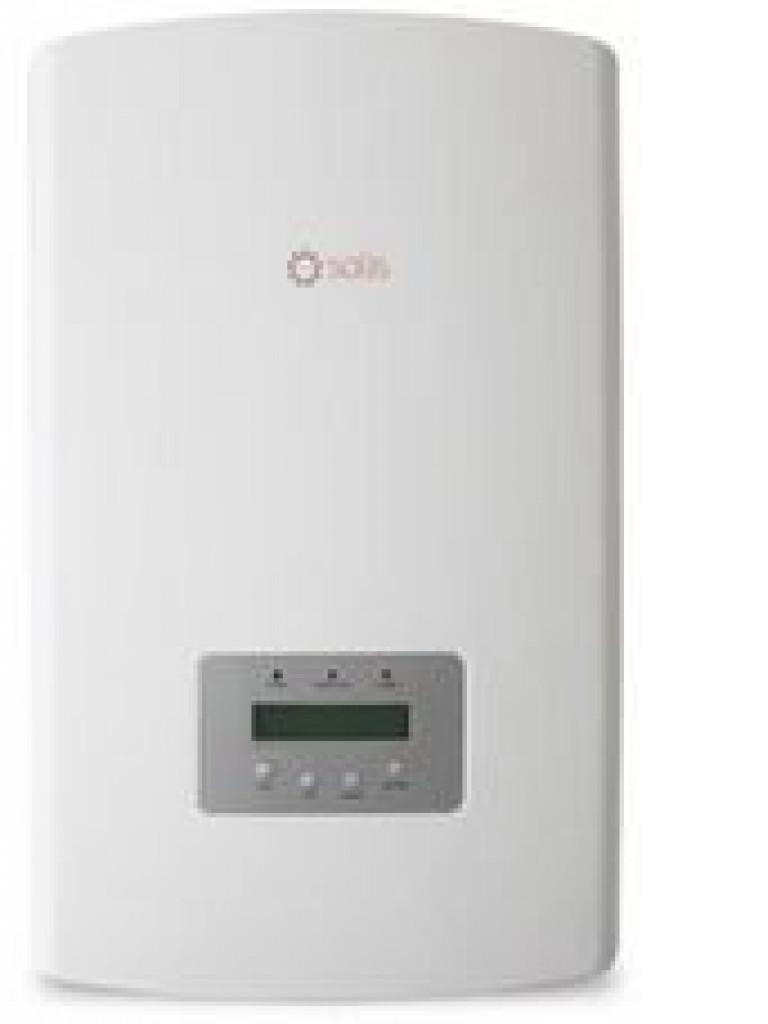 SOLIS 1KW127DC - INVERSOR SOLIS MINI DE 1KW A 127V CON 1 MPPT INCLUYE DC DISCONNECT