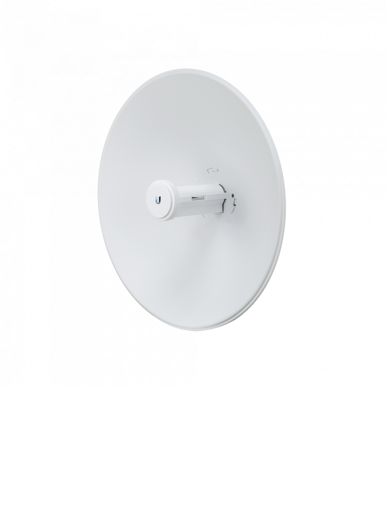 UBIQUITI POWERBEAM AC PBE5ACGEN2 - Radio con antena integrada Airmax AC GEN2 5.8GHz / Exterior / MIMO / Antena 25 dBi / 25 dBm / Rendimiento hasta 450 Mbps